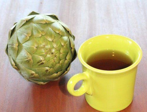 4-artichoke-tea