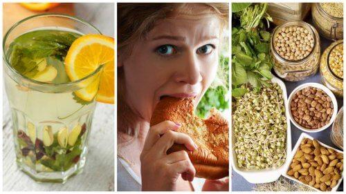 満腹感を持続させる健康的な6つの方法