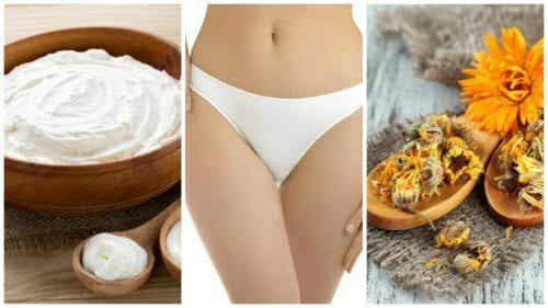 膣の乾燥に効く6つの自然療法