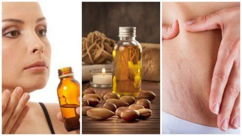 肌を良くするアルガンオイルの7つの使い方
