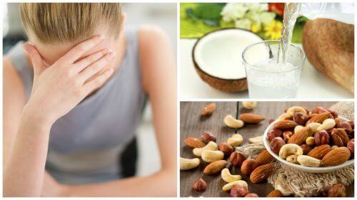 低血圧と闘う8つの食材