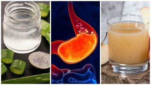 胸やけを解消する5つの自然療法