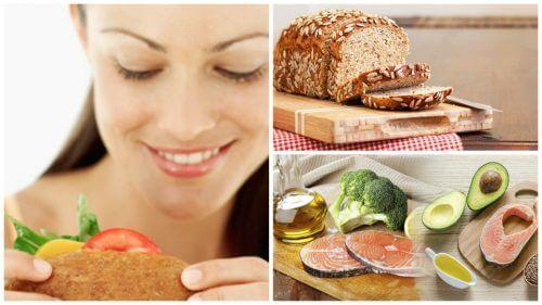 炭水化物の摂取を抑えて脂肪を減らそう