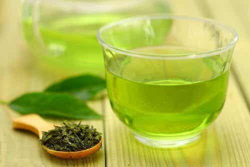 緑茶のアレンジレシピ4種