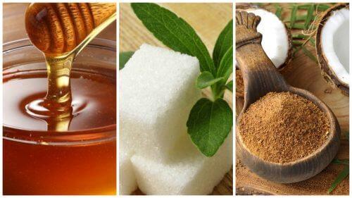 砂糖の代わりとなるナチュラル甘味4種