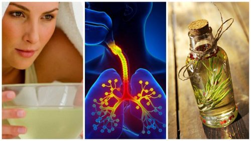 気管支炎の症状を抑える為の6つの自然療法