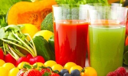 肝臓を洗浄するジュースレシピ4選