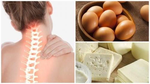 丈夫な骨を作るカルシウム豊富な食品8選