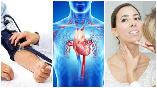 うっ血性心不全の原因7