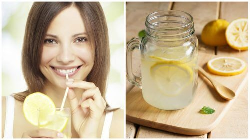 レモン白湯の9つの効能