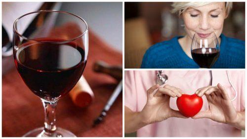 赤ワインが体に良い10の理由