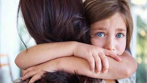 子供の頃に受ける 愛情 で不安解消