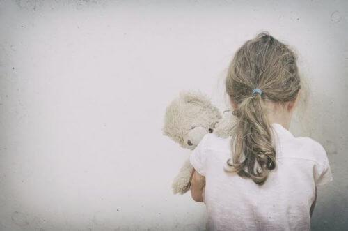 子供の頃に受ける 愛情 が必要