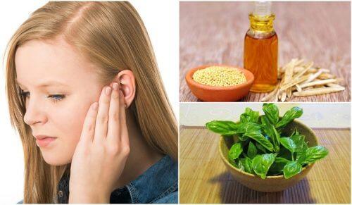 耳鳴りを家庭で治す6つの方法