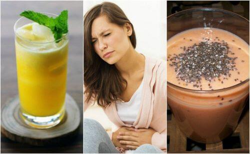 結腸を綺麗にする5つの方法