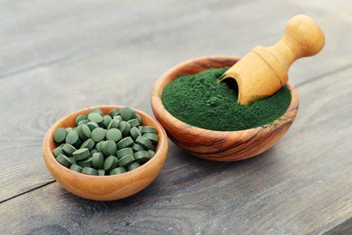 緑のサプリ