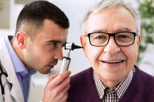 最近聴覚検査を受けたのはいつですか?