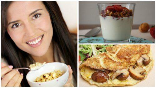 ぜひ試したい!たんぱく質が豊富な朝食