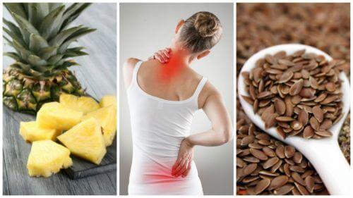 痛みを和らげ炎症を抑える7つの食べ物