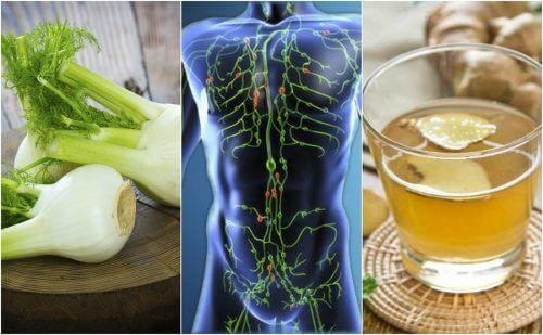 リンパ系のクレンズに効果的な自然療法6選
