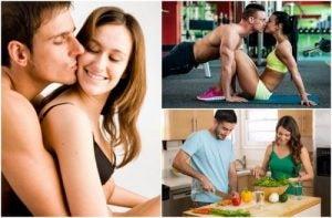 性生活を改善する6つの習慣