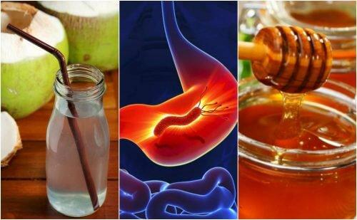 胃炎に効果抜群の自然療法
