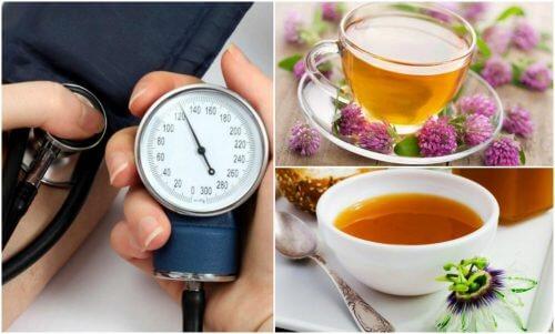 血圧を下げる6つのハーブ