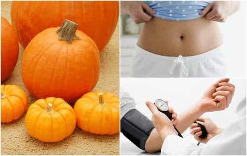 かぼちゃの7つの効能