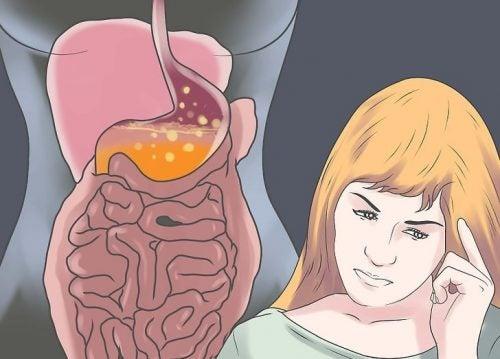 胃炎に効果的な自然療法