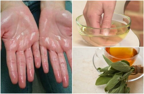 手汗に効く7つの自然療法
