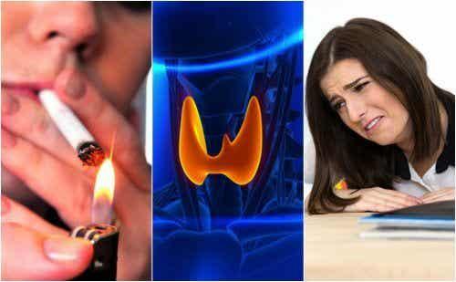 甲状腺の健康に悪影響を与える7つの習慣