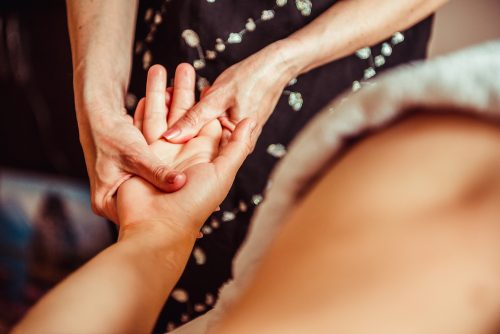 手の平を調べる 変形性関節症について