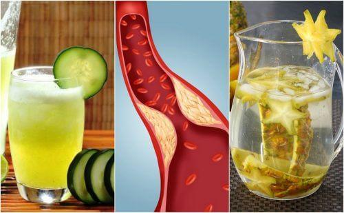 悪玉コレステロール値を下げる自然療法5選