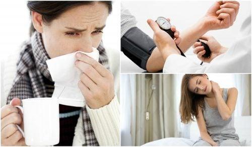 ビタミンD欠乏の症状9選