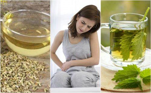 便秘に高い効果を発揮する5つのお茶