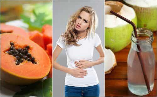 胃炎の症状を緩和する7つの果物