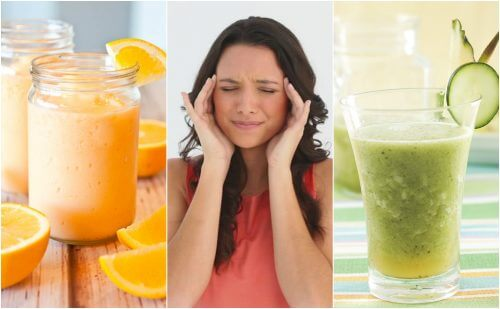 偏頭痛を自然に抑える5つの美味しいスムージー