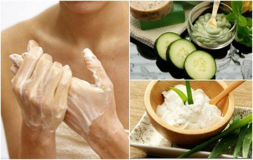 加齢による手のシミを自然に減らす方法