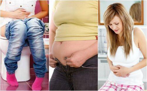 体重を増加させる5つの消化障害