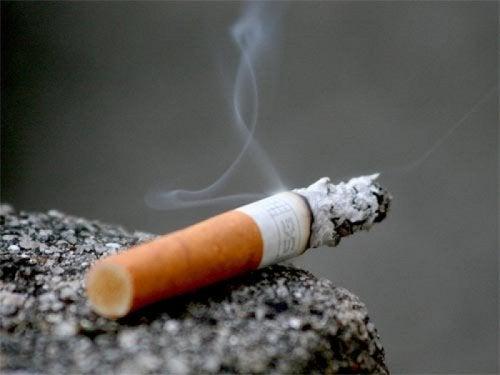 タバコのニコチン