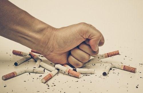 禁煙の覚悟を持って