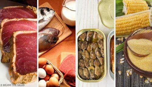 摂りすぎには注意:有害物質を含む食品6種