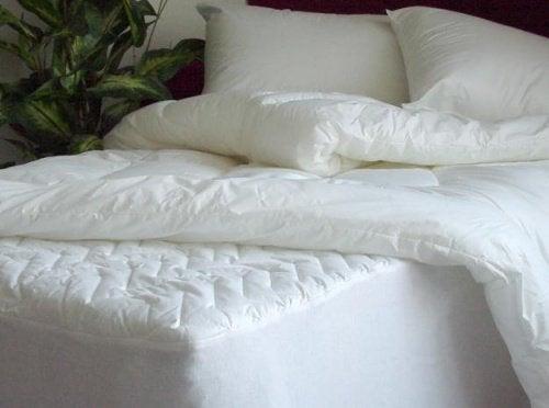 マットレスと枕を簡単に消毒・洗浄する方法