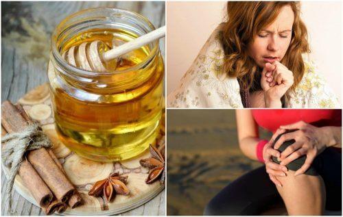 シナモンハチミツの薬用効果8選