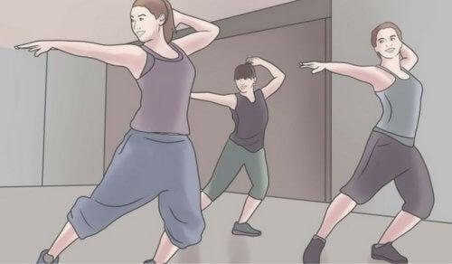 ズンバを踊ると素晴らしい効果が期待できる