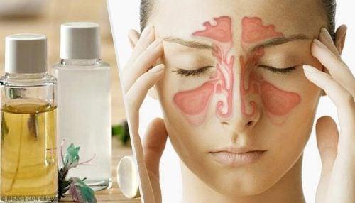 副鼻腔をクリアにする方法
