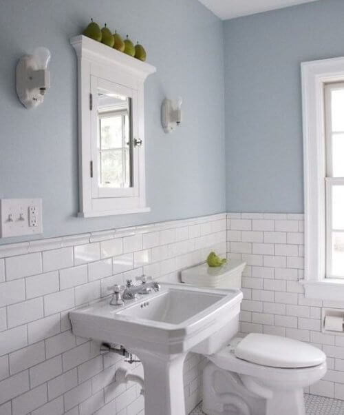 洗面所のデザイン2