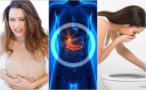 胆のうの病気を知らせてくれる6つのサイン