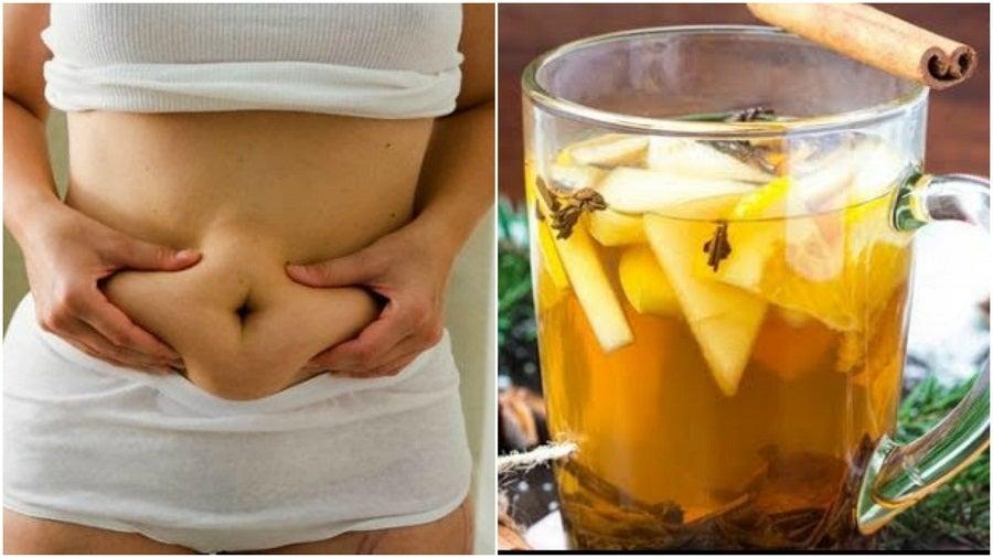 緑茶、パイナップル、シナモンのお茶で痩せる!