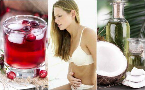 細菌性膣炎に効く5つの自然療法